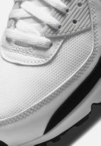 Nike - Air Max 90  - white/hot lime-black-neutral grey