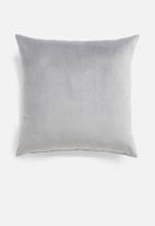 Sixth Floor - Lure cushion cover - overcast