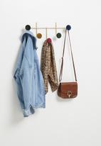 H&S - Metal coat rack - multi