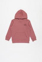 Cotton On - Milo hoodie - vintage berry