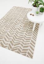 Hertex Fabrics - Chevy beach rug - neutral