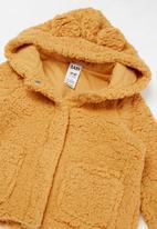 Cotton On - Ashley jacket - vintage honey