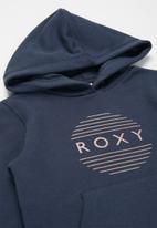 Roxy - Doing yoga hoodie - navy