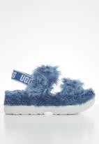 UGG® - Fluff sugar sandal - blue