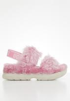UGG® - Fluff sugar sandal - pink