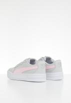 PUMA - Puma skye jr sneakers - gray violet/pink lady/puma silver