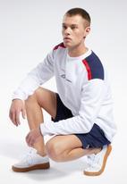 Reebok - Teamsports crew sweatshirt - white