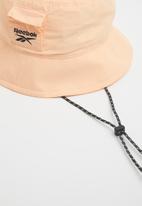 Reebok - Cl  s retreat bucket hat - orange