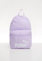 PUMA - Puma phase backpack - purple