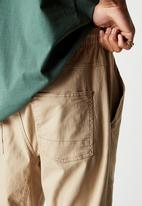 Factorie - Cuffed pant - stoned