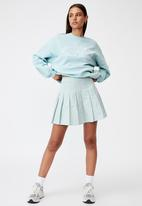 Factorie - Pleated skirt - ether