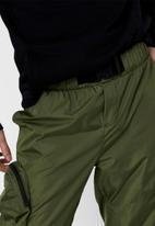 Only & Sons - Onsbenton life reg pocket sweat pants - olive