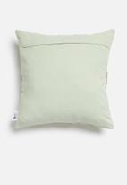 Sixth Floor - Trace cushion covr - multi