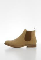 Superbalist - Luka chelsea boot - stone