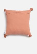 Sixth Floor - Elo cushion cover - coral