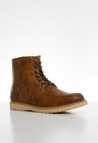 Superbalist - Austin lace-up boot - tan