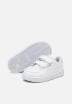 PUMA - Infants shuffle v sneakers - white