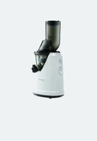 Kuvings - Whole slow juicer / cold press - pearl white
