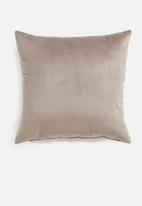 Sixth Floor - Lure cushion cover - dawn