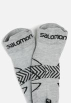 Salomon - Xa sonic - grey