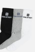 Salomon - Everyday 3 pack - multi