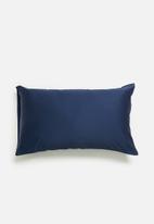Sixth Floor - 100% bamboo super soft pillowcase set - navy