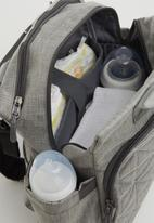 POP CANDY - Diaper bag - grey