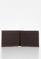 Superbalist - Brasilia wallet - brown
