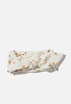 Cotton On - The tie headband - vanilla