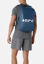 ASICS - Core zip through backpack - dark blue