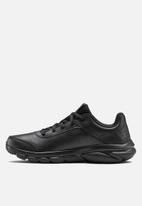Under Armour - UA gs assert 8 ufm syn sneakers - black