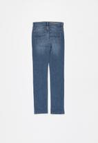POLO - Boys pjc bradley slim fit jean - blue