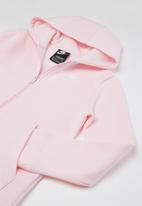 Nike - Nike core bf track suit - pink