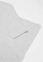 POLO - Mason printed long sleeve tee - grey