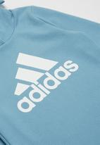 adidas Originals - Bl ft hd swt y - blue