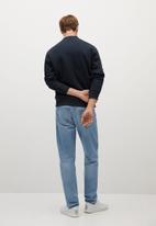 MANGO - Sweatshirt nola - navy