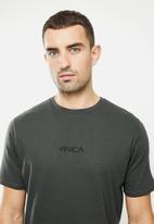 RVCA - Small rvca short sleeve tee - charcoal