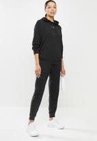 PUMA - Morden basic hoodie tr - black