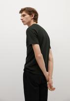 MANGO - T-shirt chelseap - green