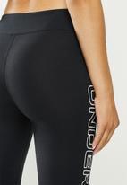 Under Armour - UA favorite wm leggings - black