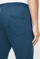 POLO - Aakil sweat jogger - blue