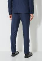 Superbalist - Don fashion slim fit trousers - navy