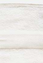 Linen House - Egyptian cotton bath sheet  - white