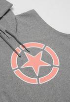 JEEP - Girls pullover hoodie - grey
