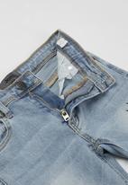 JEEP - Basic skinny jeans - blue
