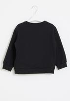 Superbalist Kids - Nasa younger boys sweatshirt - black