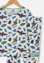 Cotton On - Noah long sleeve pyjama set - multi