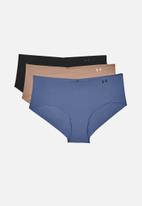 Under Armour - Ps hipster 3 pack - multi