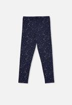 Cotton On - Huggie tights - navy