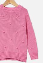 Cotton On - Pepper knit jumper - pink